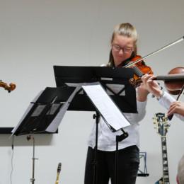 Violintrio der Musikschule