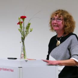 Stadtpräsidentin Christa