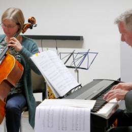 Das Altenmüller-Duo aus Ehlershausen