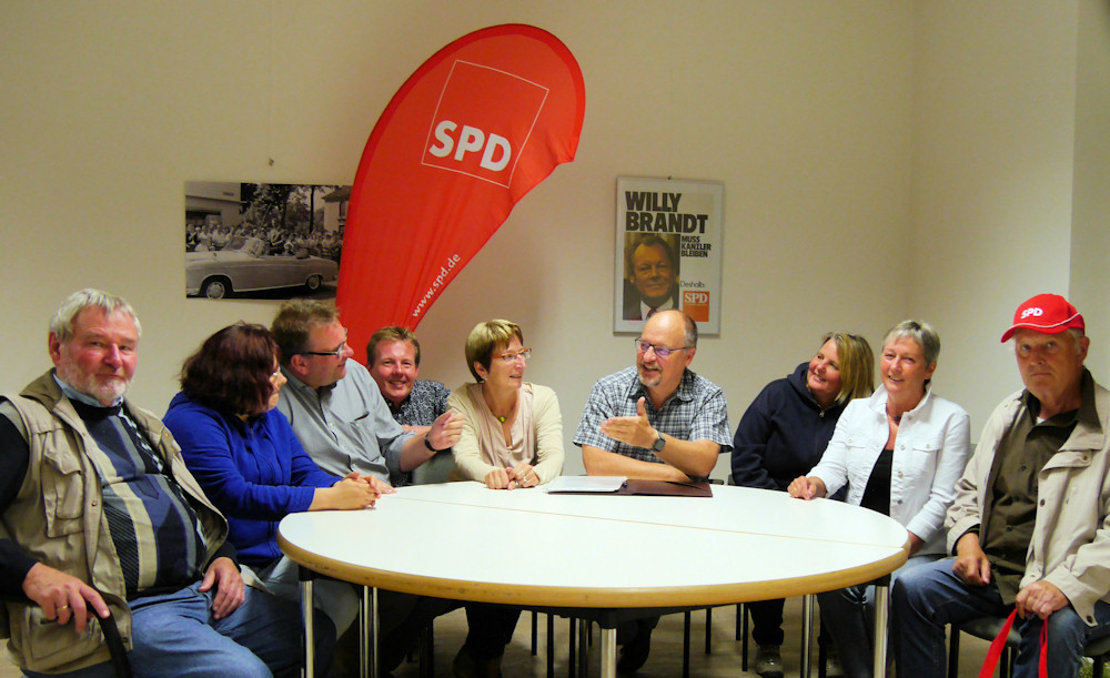 Die neue SPD-Ratsfraktion